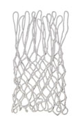 Basketball Nets 6mm Gauge White