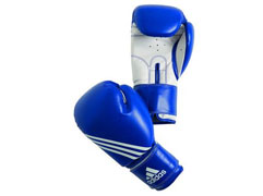 Adidas Boxing Training Glove Blue