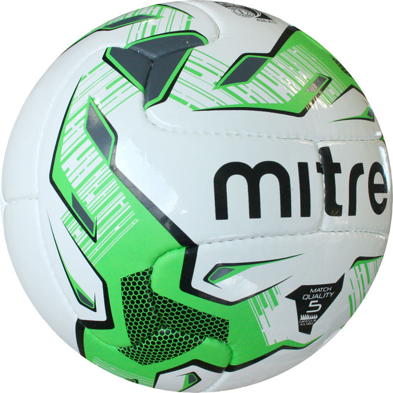 Mitre Monde V125 Match Ball White