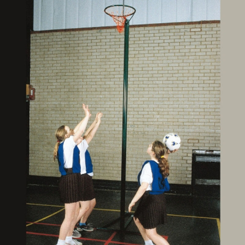 Central Tournament Netball Posts Replacement Net