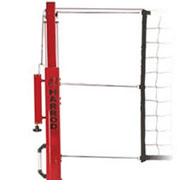Harrod Wall Mounted Practice Volley Ball Posts Intermediate Support Post
